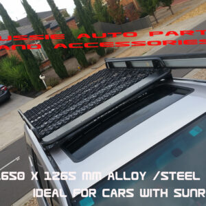 Tradesman Style Open ends alloy roof rack 1650x1395mm