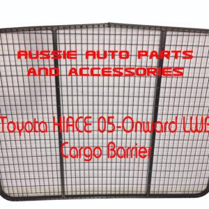 Toyota Hiace LWB 2005-2018 Cargo Barrier