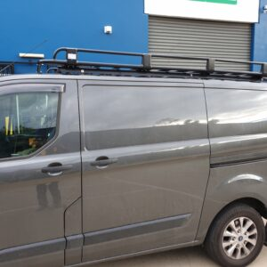 Tradesman Style Open ends alloy roof rack 2700x1464mm