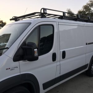 Tradesman Style Open ends alloy roof rack 3600x1600mm
